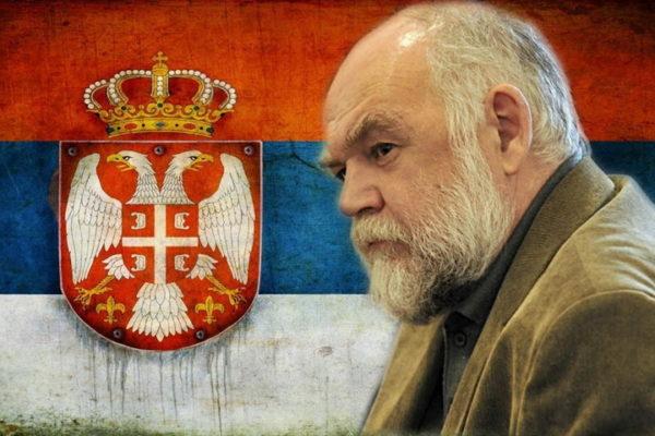 BERČEK POPIO RAKIJU I PORUČIO: Moja najbolja uloga je Slobodan Milošević