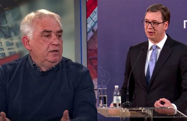 MOMČILO TRAJKOVIĆ UPUTIO ŽESTOKO OTVORENO PISMO VUČIĆU: Aleksandar Vučić odmah odgovorio!