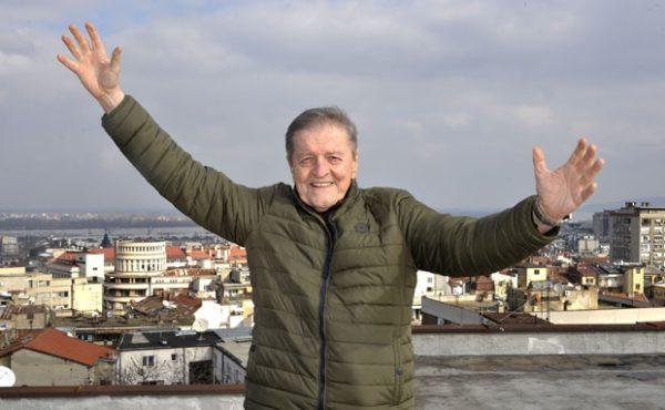 Marko Nikolić: Igrao sam Karađorđa, sad sam na strani Miloša