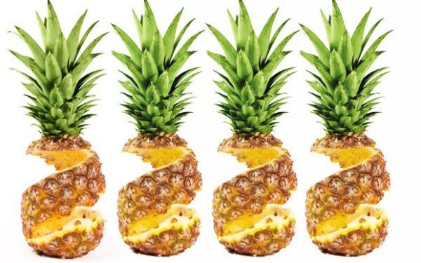 Iskoristite koru od ananasa
