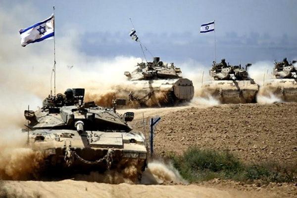 POČEO ŽESTOK SUKOB: Izraelski tenkovi krenuli na Gazu