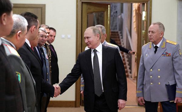 ШТА ТО РУСИ СПРЕМАЈУ? Путин у Кремљу примио министре одбране 10 земаља, међу којима је био и Вулин