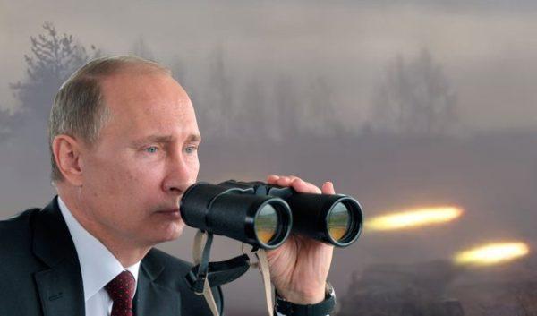 NEVERICA U NATO! RUSIJA POKAZALA SNAGU SVOJE ARTILJERIJE: Ovako izgleda paljba iz sveg oružja! (VIDEO)