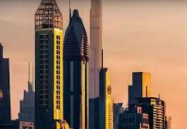 U Dubaiju otvoren najviši hotel na svetu (VIDEO)