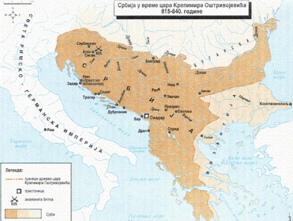ОВО ЈЕ ЗАБРАЊЕНА ИСТОРИЈА У ШКОЛАМА! Историја Срба пре Немањића!