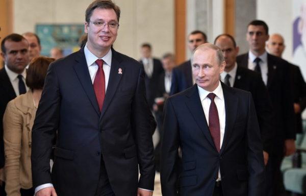ПУТИН ЈЕ ОВО ПРВИ ПУТ УРАДИО: Вучић открио детаље посете Русији