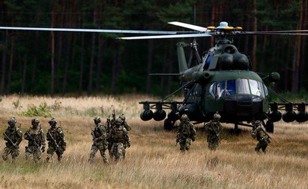 ПОЧЕЛЕ ТАЈНЕ вежбе НАТО пакта