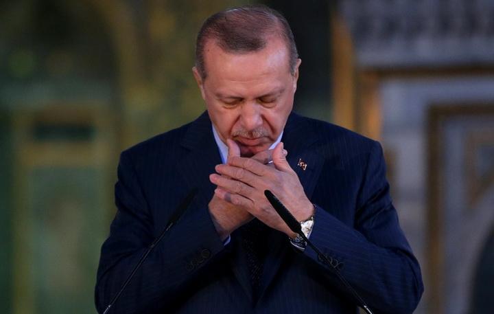 CEO SVET U STRAHU! Hoće li ERDOGAN mobilisati ceo islamski svet protiv Izraela