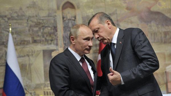 ERDOGAN UHVAĆEN U LAŽI: O čemu je razgovarao sa Putinom?