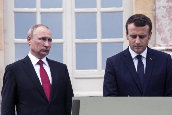 Макрон шокирао ЕУ и САД и прешао на Путинову страну – ОВО ЈЕ ТАЈНА ОД KОЈЕ СЕ МАKРОН УПЛАШИО