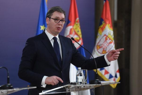 DRAMATIČNO OBRAĆANJE VUČIĆA: Tek sada počinje pritisak na Srbiju! A Haradinaja će pustiti posle 48 sati i biće heroj!