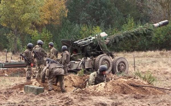 NAPADNUT DONJECK: Ukrajinci pucaju iz artiljerije i minobacača, palo na desetine projektila