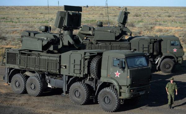 """SRBIJA KUPILA bateriju ruskih sistema """"PANCIR S1"""""""