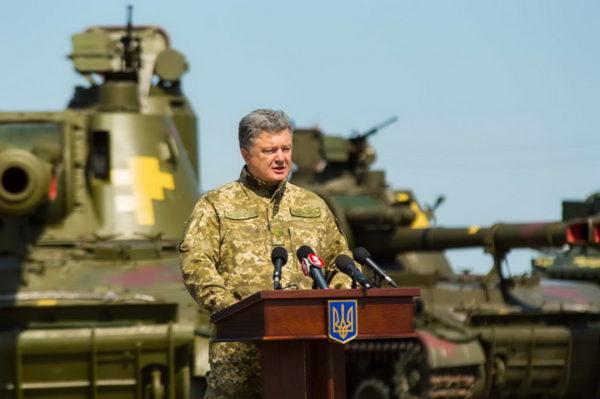 ŠTA ZNA POROŠENKO šta je 500 ruskih tenkova