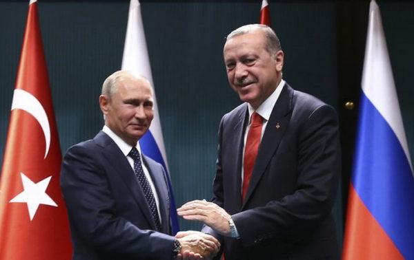 TURSKI ŠAH-MAT: Erdogan izabrao Putina, OKRENUO LEĐA TRAMPU