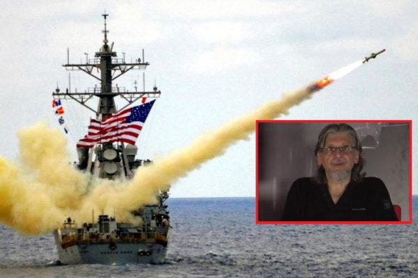 МИЛАН ВИДОЈЕВИЋ: Ово је веза између бомбардовања Сирије и Октобарске револуције (ВИДЕО)