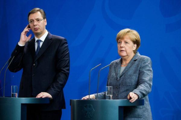 MERKELOVA POSTAVLJA SRBIJI ULTIMATUM: Nemačka vidi samo jedno rešenje za Kosovo! OVO JE NJENA POSLEDNJA PONUDA