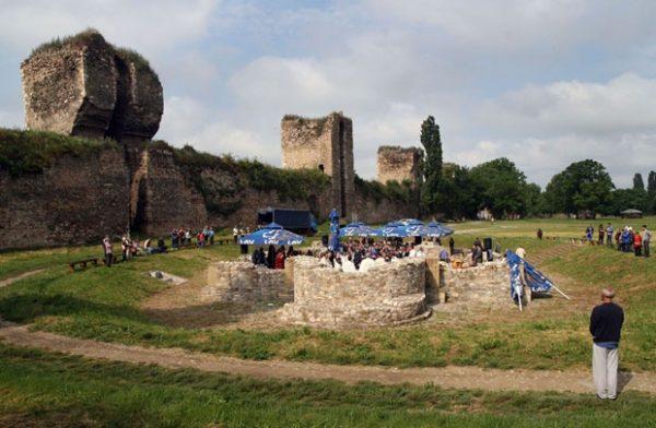 NAZIRE SE REŠENJE VEKOVNE MISTERIJE: Smederevska tvrđava krije grob Đurđa Brankovića?