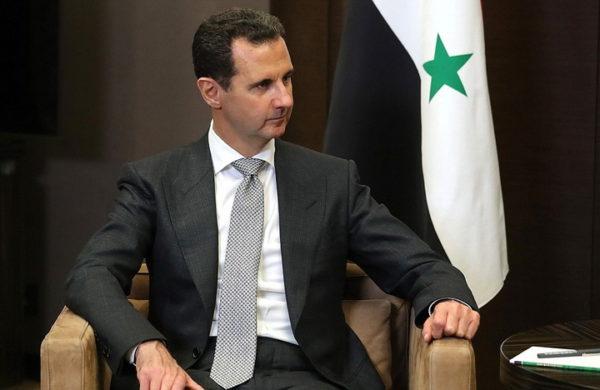 DELEGACIJA RUSIJE kod Asada