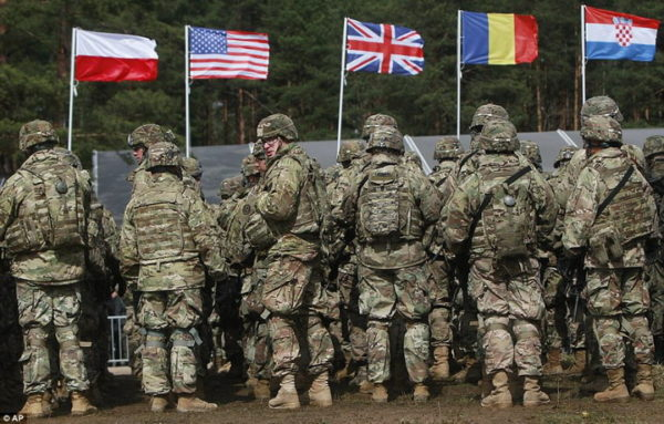 NATO ODREDIO REDOSLED POTEZA ZA SRBIJU: A na kraju…