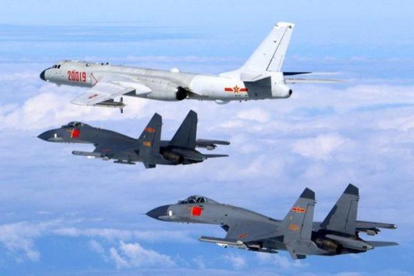 RAT NA POMOLU? Kineski borbeni avioni ponovo uleteli u tajvanski prostor!
