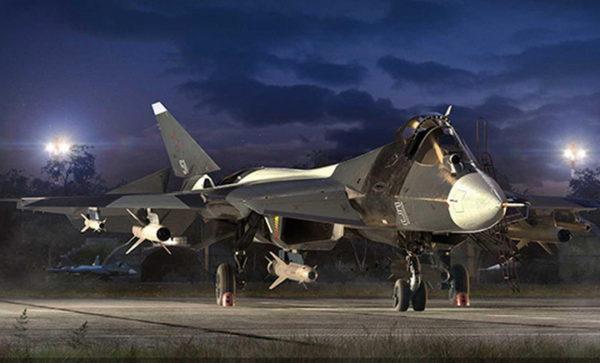 ШОЈГУ ОТКРИО: У Сирији испробани ловци пете генерације Су-57 и крстареће ракете за њих