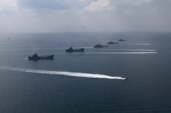 PANIKA I STRAH: Ruski raketni brodovi uplovili u Sredozmeno more