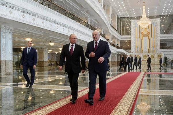МАНЕВАР КОЈИ ЈЕ ЗАПРЕПАСТИО ЗАПАД: Путин и Лукашенко доносе одлуку о почетку…