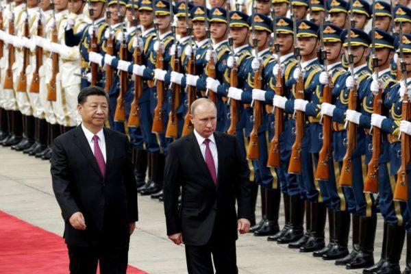 БАЦИЋЕ АМЕРИКУ НА КОЛЕНА! Русија и Кина оснивају нови велики савез!