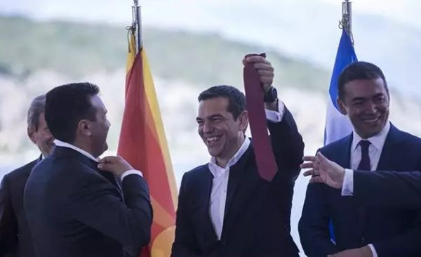 """Zaev tvrdi da je još Gruevski bio pristao na ime """"Severna Makedonija"""""""
