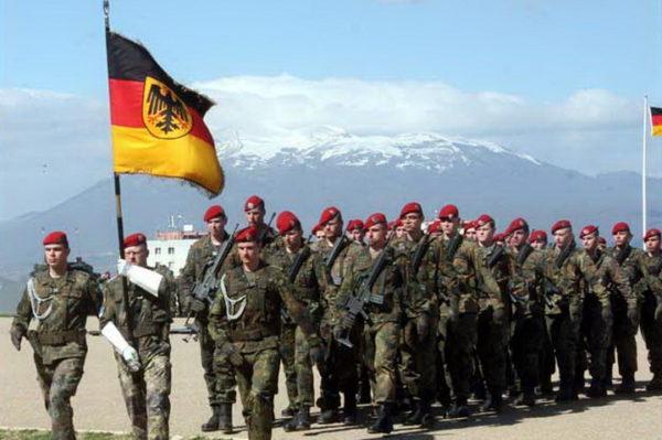 NEMCI STRAHUJU OD SUKOBA NA SEVERU KOSMETA! BERLIN ODLUČIO: Vojnici Bundesvera ostaju U SASTAVU KFORA JOŠ GODINU DANA!