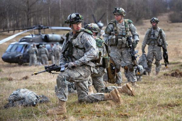 BELORUSIJA U STRAHU: NATO uvežbava nuklearni napad na Minsk?