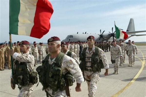 SKANDAL TRESE NATO – RAZLOG KOSOVO: Šta su to američki vojnici imali, a Italijani nisu?