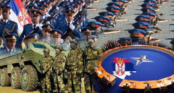 ШОК ЗА НАТО У СРБИЈИ
