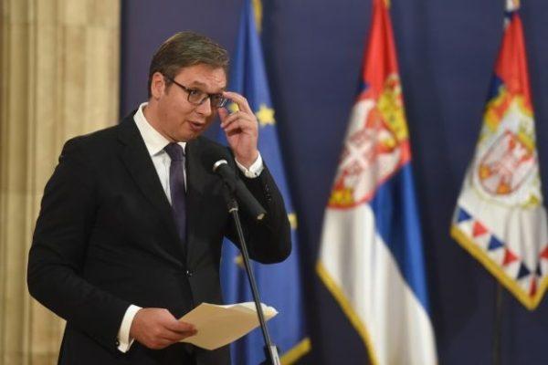 VUČIĆ NAKON SEDNICE SAVETA ZA NACIONALNU BEZBEDNOST: Očekuje se da priznamo Kosovo