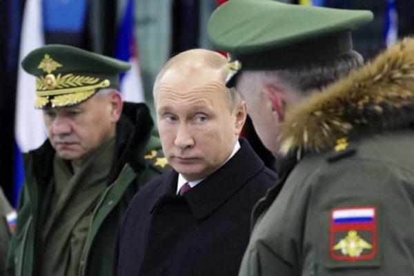 AMERIKANCI LIKUJU: Mala evropska država udarila ŠAMAR RUSIJI