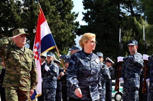 BEZ IMALO STIDA I SRAMA: Srbe tuku, a Kolinda o agresiji Beograda?!