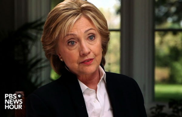 NEVEROVATNA IZJAVA Hilari Klinton