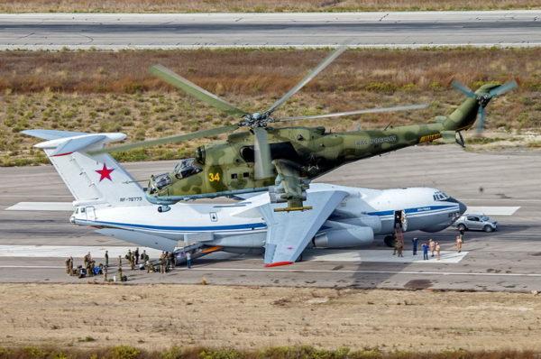 ZAPAD UPLAŠEN – RUSKI AVIONI POČELI PREVOZ MISTERIOZNOG TERETA U SIRIJU: Sumnja se da se sprema osveta