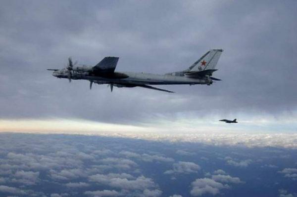 NEVIĐENA NAPETOST NA ALJASCI! Primećeni ruski vojni avioni, Amerikanci u panici!