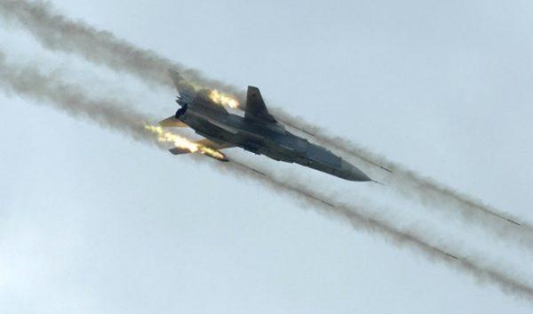 РУСИ ВИШЕ НЕЋЕ ДА ТРПЕ: Подигли авионе и бомбардовали ПРОТУРСКЕ снаге, ТУРСКА ВОЈСКА одмах прекинула нападе!