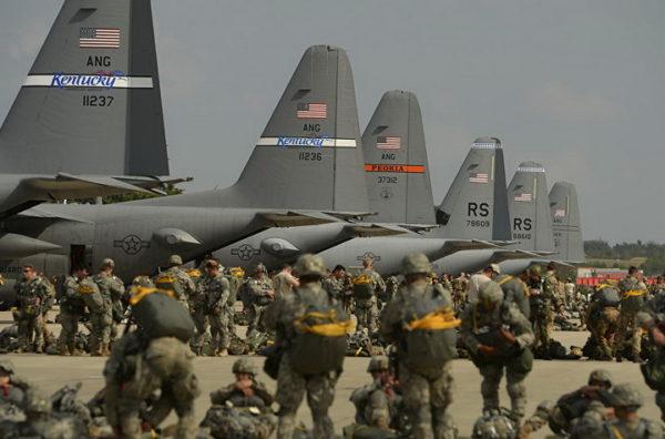 НУДЕ СРПСКУ ЗЕМЉУ: Хоће да отворе сталну америчку војну базу