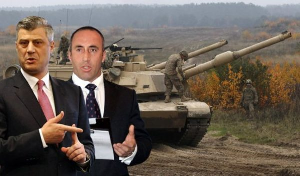 HAOS U PRIŠTINI: Haradinaj ponovo preti ratom! Šiptari se posvađali oko taksi!