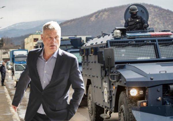 LAZANSKI OTKRIO NAMERE AMERIKANACA: Šalju tzv. vojsci Kosova tenkove iz…