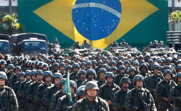 TRAMP NAJAVIO VELIKI POTRES: Moguć ulazak Brazila u NATO