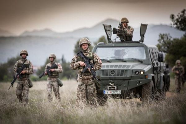 NATO TOPOVSKO MESO: Crnogorce šalju na ratište u Irak