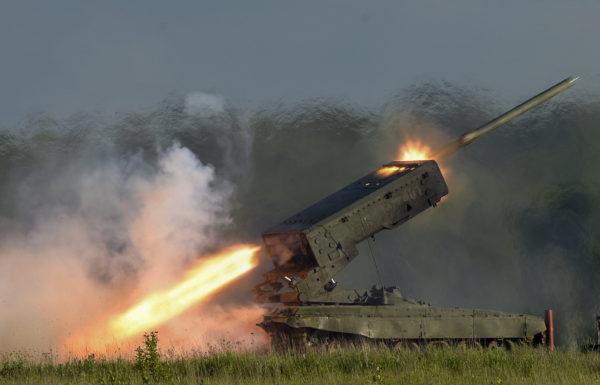 DŽIHADISTI ODOLEVALI ASADOVOJ VOJSCI 2 meseca a onda su došli Rusi i sve spalili… EVO SA ČIM