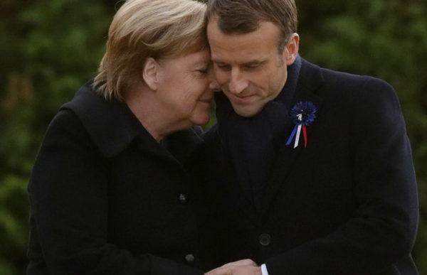"""SMISLILI OPASAN PLAN: Merkelova i Makron planiraju da stvore evropsko """"čudovište"""""""