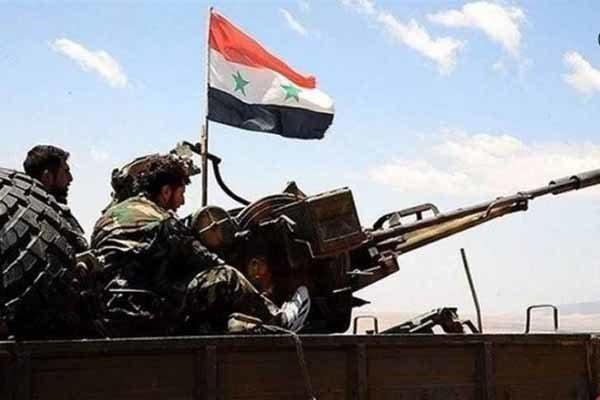 SNIMCI VELIČANSTVENE SIRIJSKE POBEDE: Pogledajte kako je Islamska država razbijena na jugu Sirije! (VIDEO)
