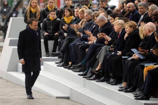 PRAUNUK FRANCUSKOG GENERALA UPUTIO PISMO MAKRONU: Sram vas bilo! Sramota me je pred Srbijom zbog vas